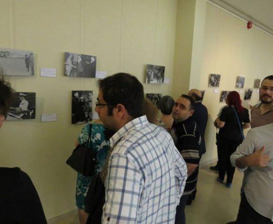 معرض لبنان من 1930 الى الاستقلال في جامعة البلمند