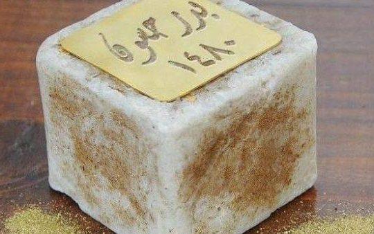الكورة راسمسقا: أغلى صابونة في العالم لبنانية بـ2800 دولار