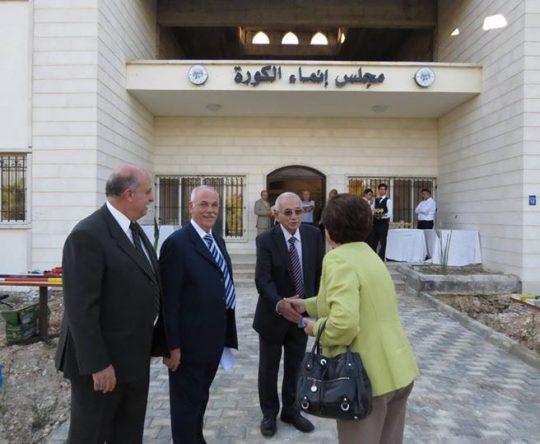 مجلس انماء الكورة يحتفل بافتتاح مركزه الجديد في أميون