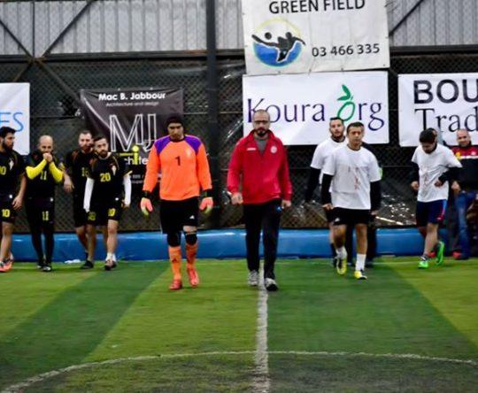 KFA Mini Football Score – Week 2 / Game 3