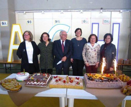 مدرسة الانترناشونال سكول احتفلت بعيد المعلم