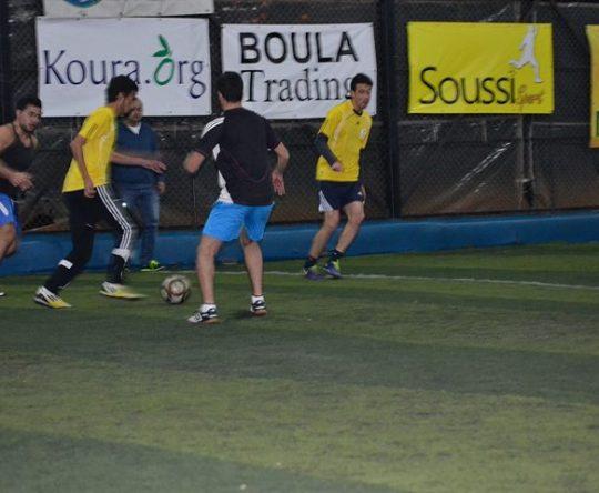 صور الفرق الرياضية في بطولة الكورة لميني فوتبول الصالات
