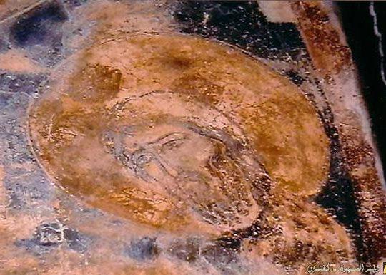 أعمال تنقيب وترميم في كنيسة مار سركيس في كفتون