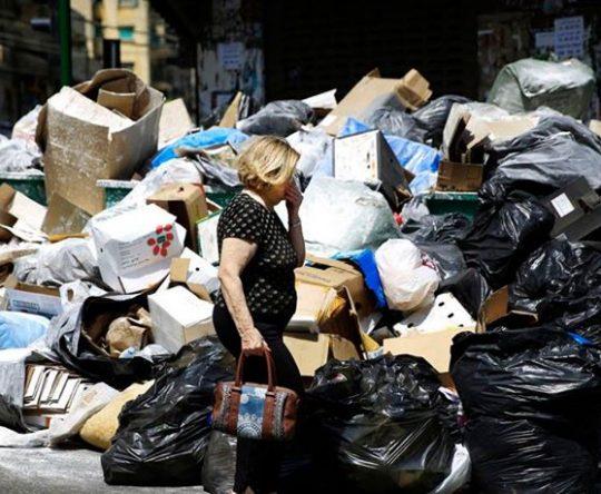 نداء لمنع انتقال كارثة النفايات الى الكورة