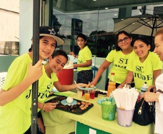 مبادرة شبابية في الكورة دعما لمستشفى St. Jude