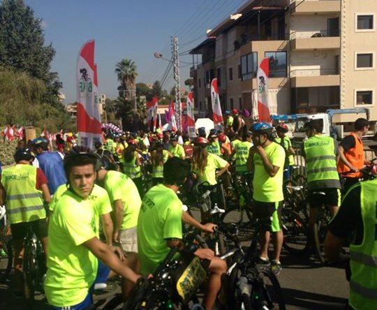استضافت أميون صباح اليوم حوالي ٤٠٠ شخص