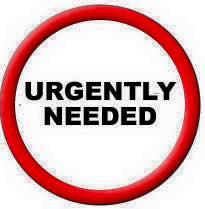 مطلوب دم من فئة A negatif للسيدة جورجينا الشالوحي في مستشفى الكورة. نرجو من المتبرعين الاتصال بالسيد جاك الشالوحي على الرقم 03247896