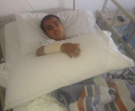 """الكورة: تحية الى حسين البطل في اليوم العالمي للكلى """"إحمي كلاويك اليوم كرمال صحتك بكرا"""""""