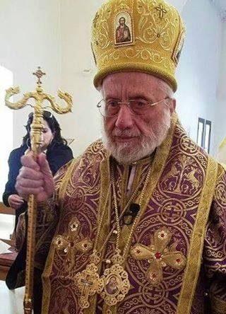 المطران جورج خضر احتفل بعيد القديس غريغوريوس في كفتون وصلى على ضريح الشهيد نديم سمعان