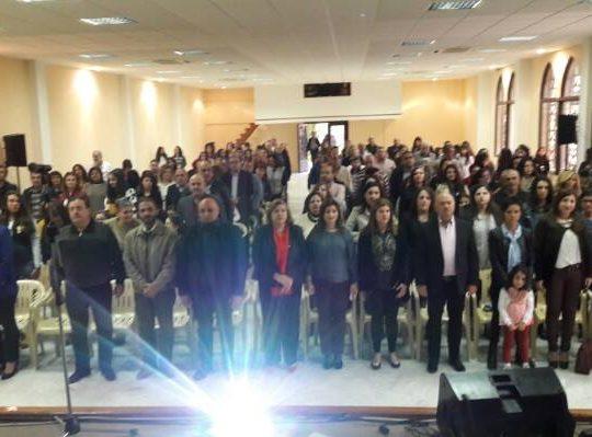 جوائز للمتميزين في المسابقة الفركوفونية في الكتابة في أميون