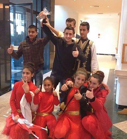 شاركت مدرسة أميون الرسمية ببطولة المدارس للرقص ٢٠١٦ التي جرت في اليونسكو