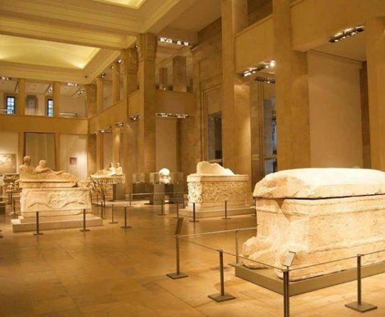 الكورة- متاحف لبنان تفتح أبوابها مجاناً مساء لمناسبة ليلة المتاحف ٢٠١٦