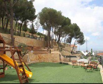 حديقة كوسبا العامة تستقبل مئات الزوار وتفتح أبوابها أمام المناسبات الخاصة والعامة