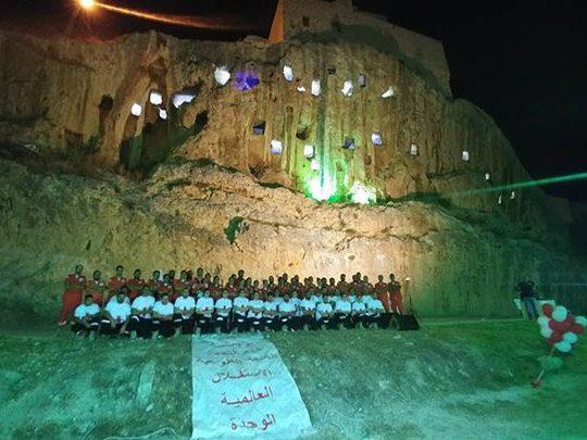 """الصليب الأحمر اللبناني مركز الكورة دايما"""" حدّك"""