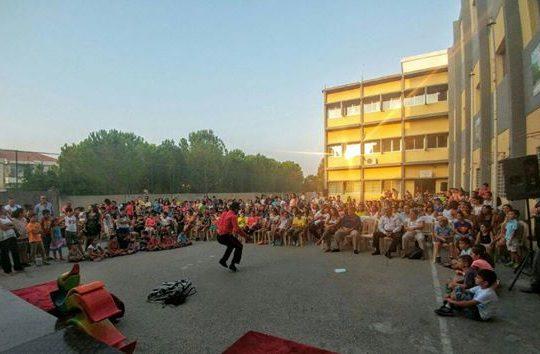 أجواء مميزة في افتتاح المهرجان الثقافي في أميون