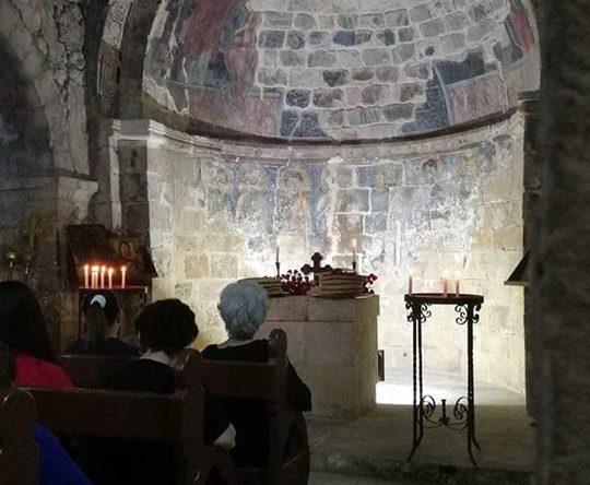 أميون – صلاة ٥ خبزات في مارفوقا بمناسبة عيد مارفوقا ٢٠١٦