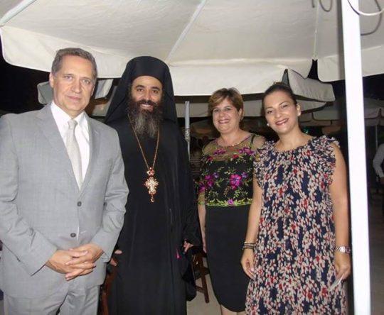 العشاء القروي السنوي لأخوية القديس إغناطيوس الأنطاكي في البلمند
