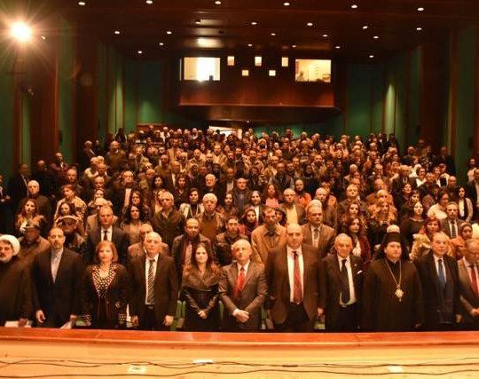 اليوم الوطني للزيتون في جامعة البلمند