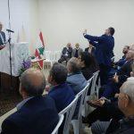 """أميون – حفل توقيع كتاب """"مجلس إنماء الكورة"""" للمهندس جورج حنا جحى"""