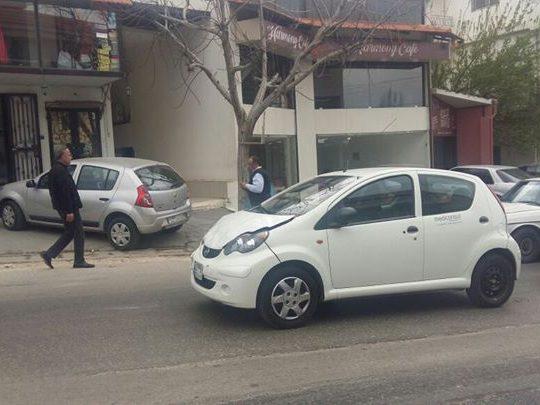 حادث سير على طريق عام كفرعقا الكورة