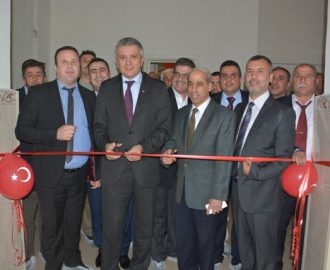اول مشروع مشترك بين اتراك ولبنانيين لصناعة الشوكولا في راسمسقا